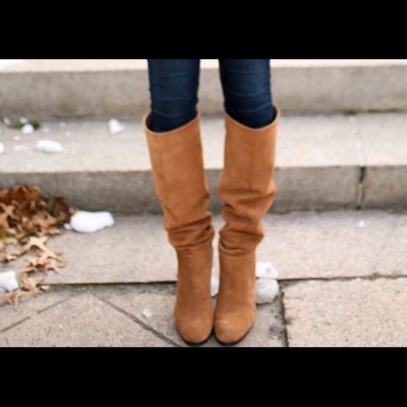 0dcd5bc26898 Sam Edelman Shoes - Sam Edelman Sila Slouch boot- gently worn